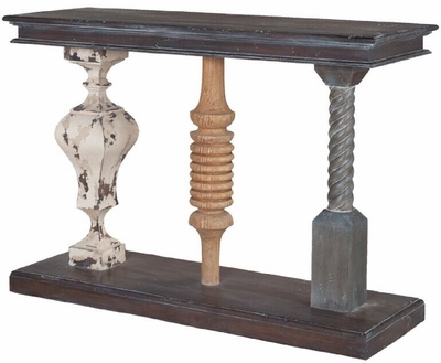 Artifacts Architectural Console Table