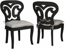 Artifacts Side Chair - one pair