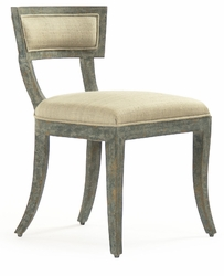 Ayer Side Chair (Green)  - one pair
