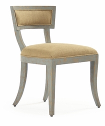 Ayer Side Chair (Tan) - one pair