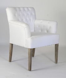 Barrois Tufted�Arm Chair