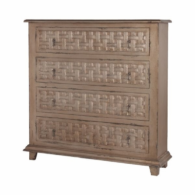 Basket Weave Chest