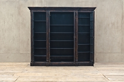 Battista Large Distressed Bookcase