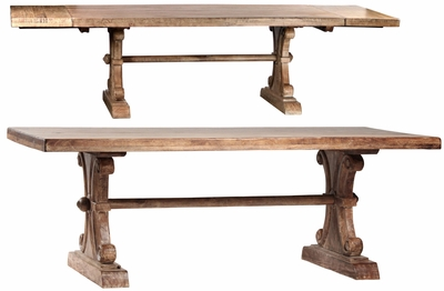 Beaumont Dining Table with Extention