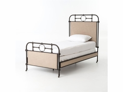 Capucine Metal Twin Bed