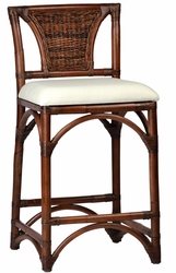 Cesaire Bamboo Counter Stool - one pair