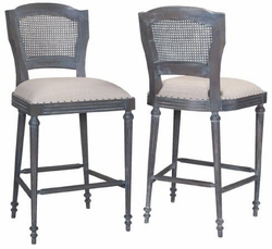 Chelsea Bar Stool - one pair
