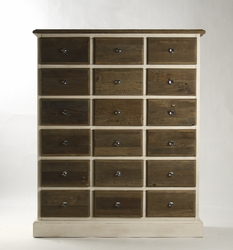 Chests  -  Dressers - Vanities