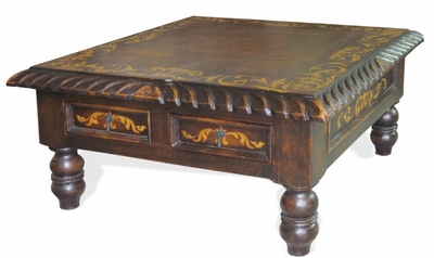 Coffee Table Toledo Fresco, Brown
