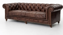 Conrad Sofa (Leather)