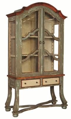 Cottage Display Cabinet