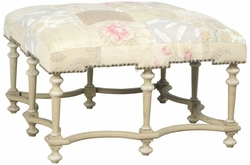 Cottage Ottoman Table