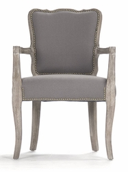 Elise Arm Chair (Hemp-Limed Grey Oak)
