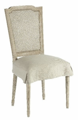 Ethan Dining Chair with Slipcover - one pair