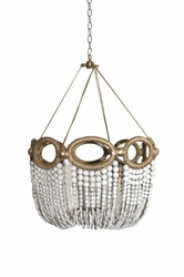 Fiona Beaded Chandelier