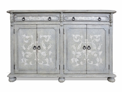 French Old World Buffet, Floral