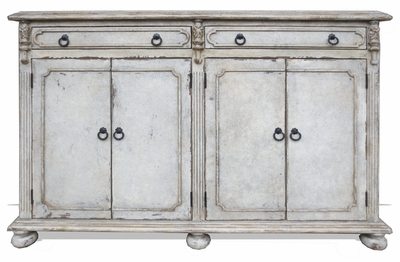 French Old World Buffet, Grey