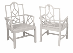 Furrow Cottage Chair - one pair