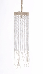 Gabby Beaded Hanging Chandelier