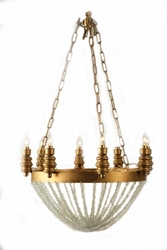 Gigi Beaded Chandelier