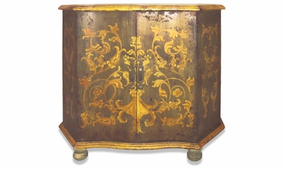 Hand Painted Buffet Maria