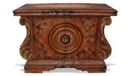 Hand Painted Distressed Sideboard, Sol