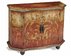 Hand Painted Old World Buffet, Maria