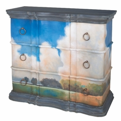 Harmony Classic Chest (Floral Design)