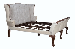 Jefferson Queen Sleigh Bed