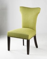 JESTER GREEN CHAIR - one pair