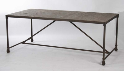 LANA INDUSTRIAL DINING TABLE