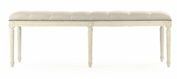Louis Tufted Bench