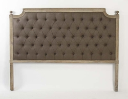 Louis Tufted Headboard (Queen)