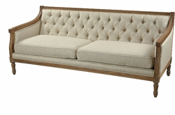 Lucrezia Sofa (Tufted Back)