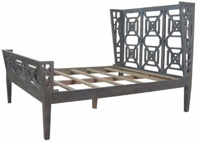 Manor Queen Bed