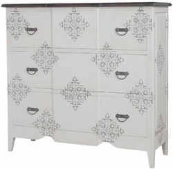 Manor Tall Chest