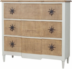 Manor Three Drawer Chest