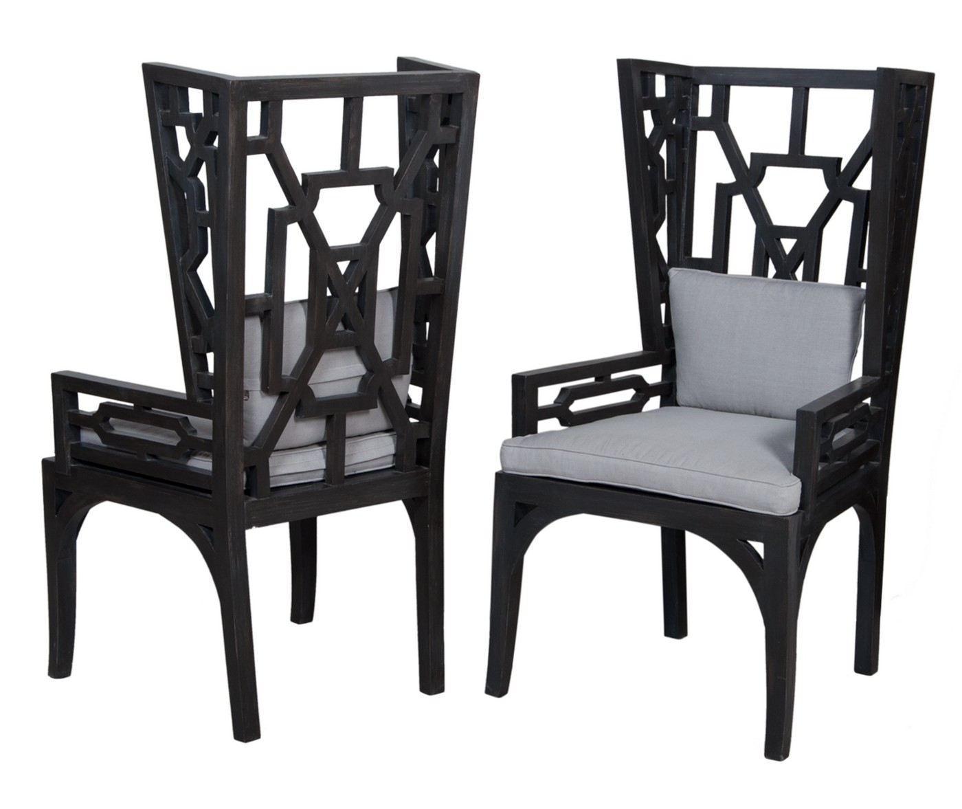 Manor Wing Chair   One Pair