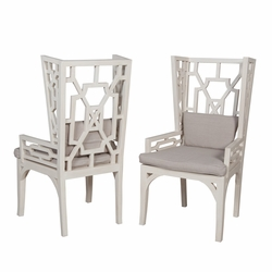 Manor Wing Chair - one pair