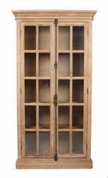 Marceline 2 Door Oak Cabinet