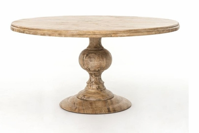 Maria Round Dining Table - 76""