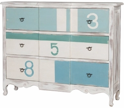 Marina Three Drawer Chest