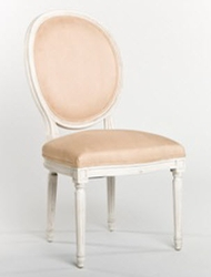 Medallion Side Chair (one pair)