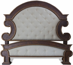 Monterrico King Size Bed