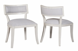 Newport Dining Chairs - one pair