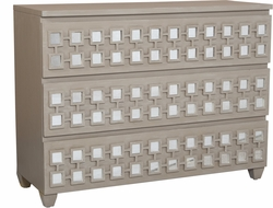 Newport Three Drawer Dresser