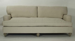 Ninon Sofa (Cotton-Limed Grey Oak)