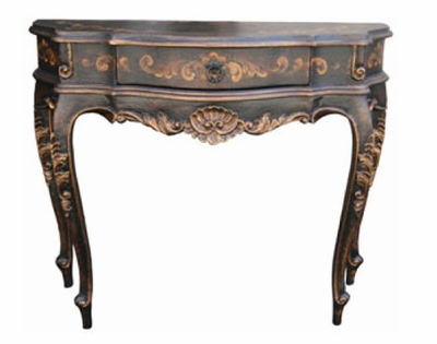 Old World Console Table, Francesca