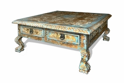 Old World French Coffee Table, Penny