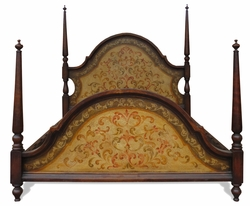 Old World Spanish Veronica Bed